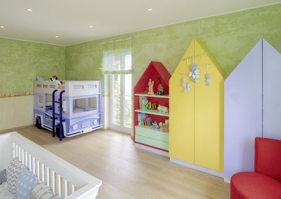 Kinderzimmer - Privathaus Umbau Bonn