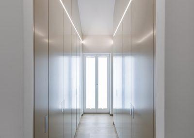 Ankleide - Privathaus Umbau Bonn